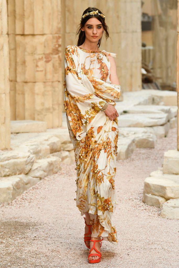 Мифы Древней Греции: коллекция Chanel Resort 2018