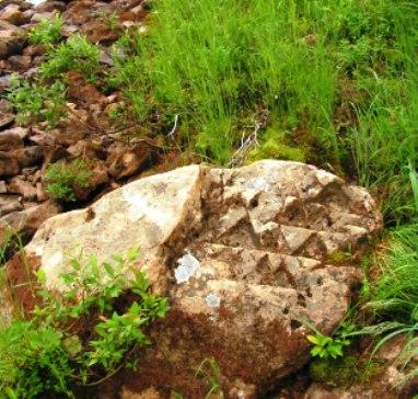 Природные загадки или следы легендарной Гипербореи — якутский артефакт