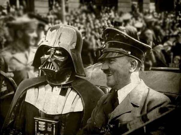 Звездные войны: эпизод - Вторая мировая война