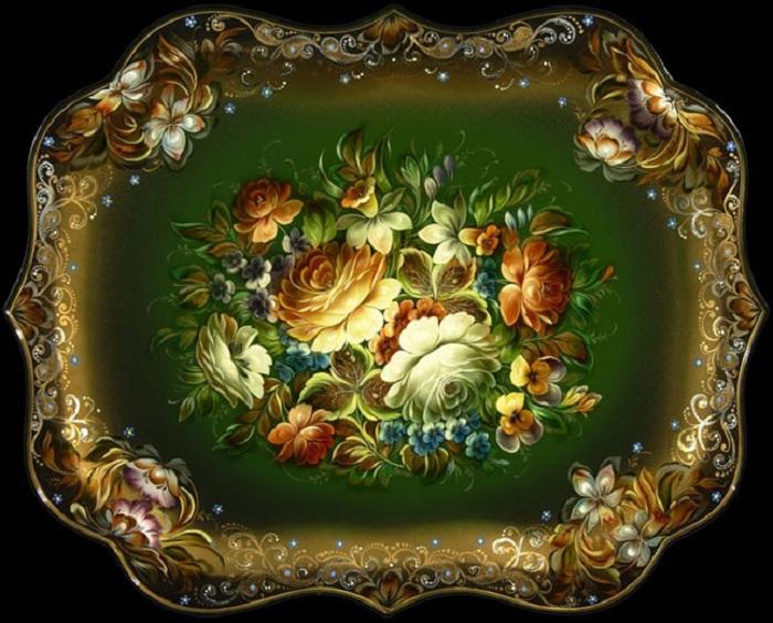 Самые известные виды художественной росписи российских мастеров, сохранившиеся до 21 века