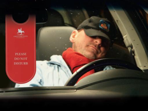 Ремень безопасности сможет разбудить задремавшего водителя