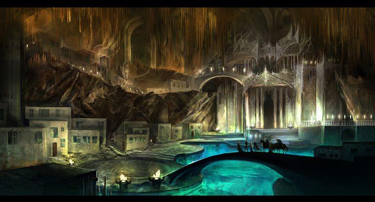 Подземные цивилизации планеты