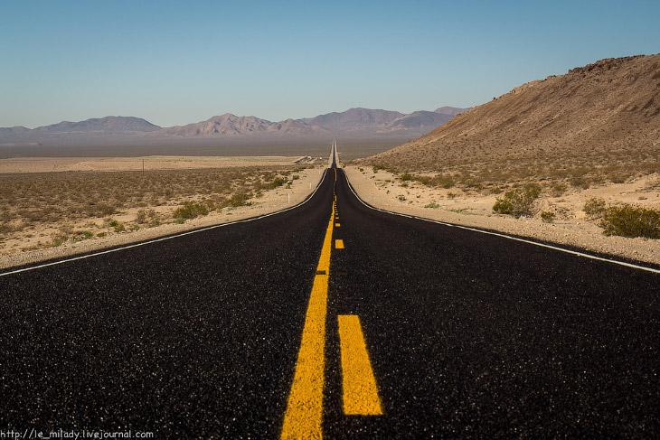 Долина Смерти: убийственная красота