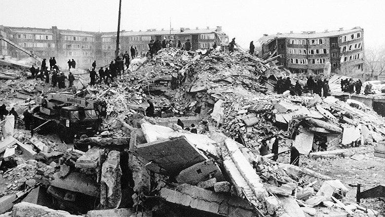 Испытание тектонического оружия — почему произошло землетрясение в Спитаке?