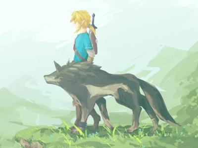 Zelda: Breath of the Wild помогла игроку пережить смерть любимой собаки