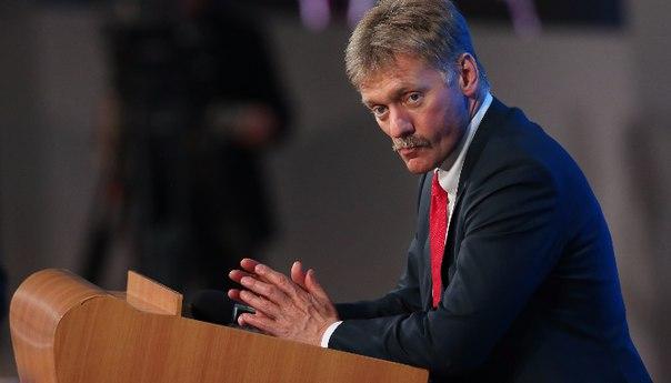 Дмитрий Песков прокомментировал антироссийские санкции