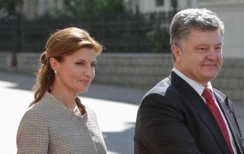 Супругу Порошенко уличили в краже денег детей-инвалидов