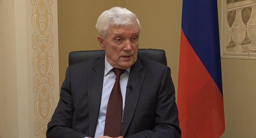 """Александр Суриков: """"Все, что касается действий Запада ... усилия будут направлены в Беларусь, и они уже направлены."""""""