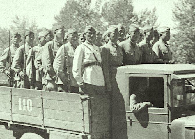 Тувинцы: почему фашисты назв…