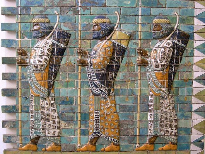 Военная элита древности: самые отважные бойцы, о которых сложили легенды