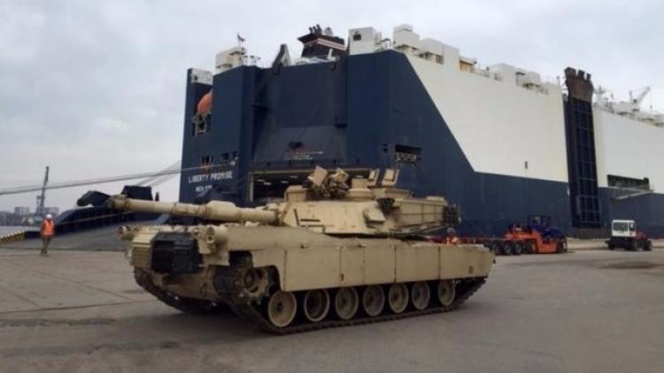 TOW или «Корнет»: из чего подбили американский Abrams в Ираке