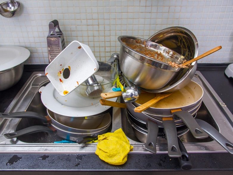 Средства для мытья посуды для экономных хозяек