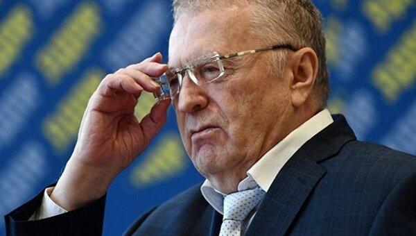 Жириновский рассказал, как ФРГ и РФ могут «разделить» Украину