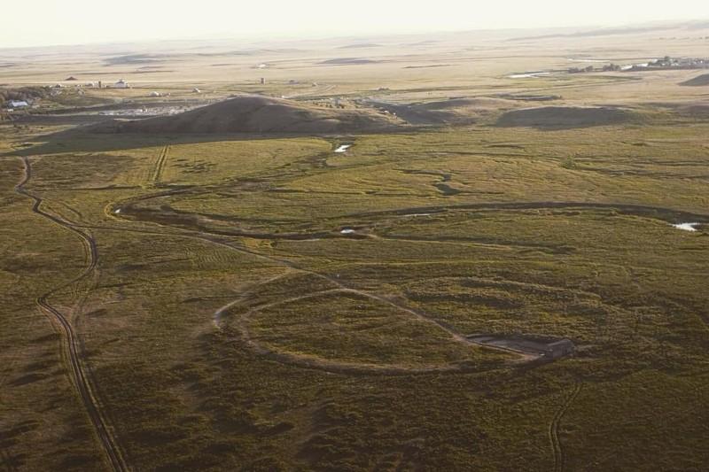 Аркаим - древний город в Уральской степи аномалии, аномальная зона, места, россия, факты