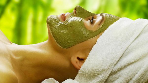 Шикарное омоложение кожи лица с помощью чудо-маски из спирулины