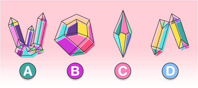 Выберите кристалл и узнайте 3 главные черты своего характера