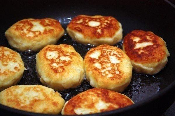 Картофельные котлеты