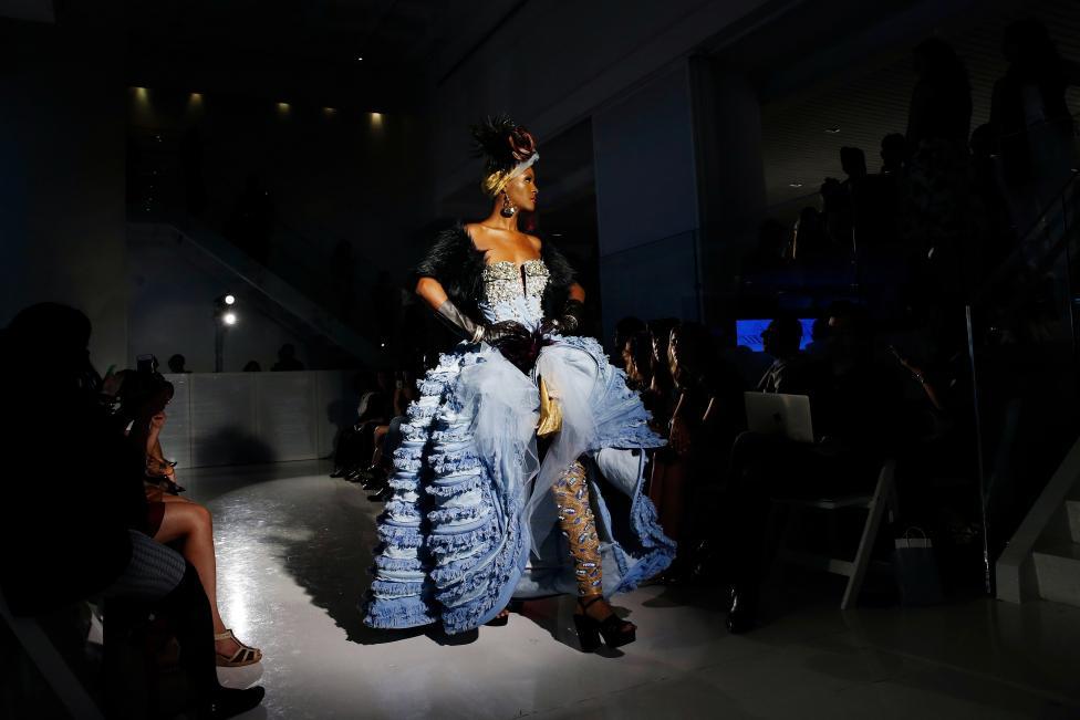 Интересные моменты Недели моды в Нью-Йорке