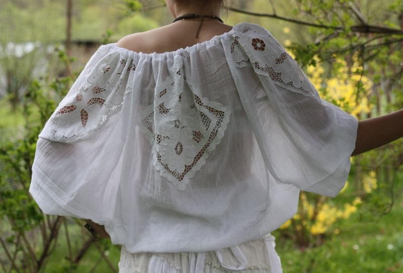 Тренд, который нельзя пропустить. Сексуальные, строгие белые блузы — 15 моделей!