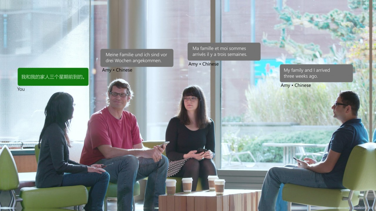 Microsoft Translator сотрёт языковые барьеры