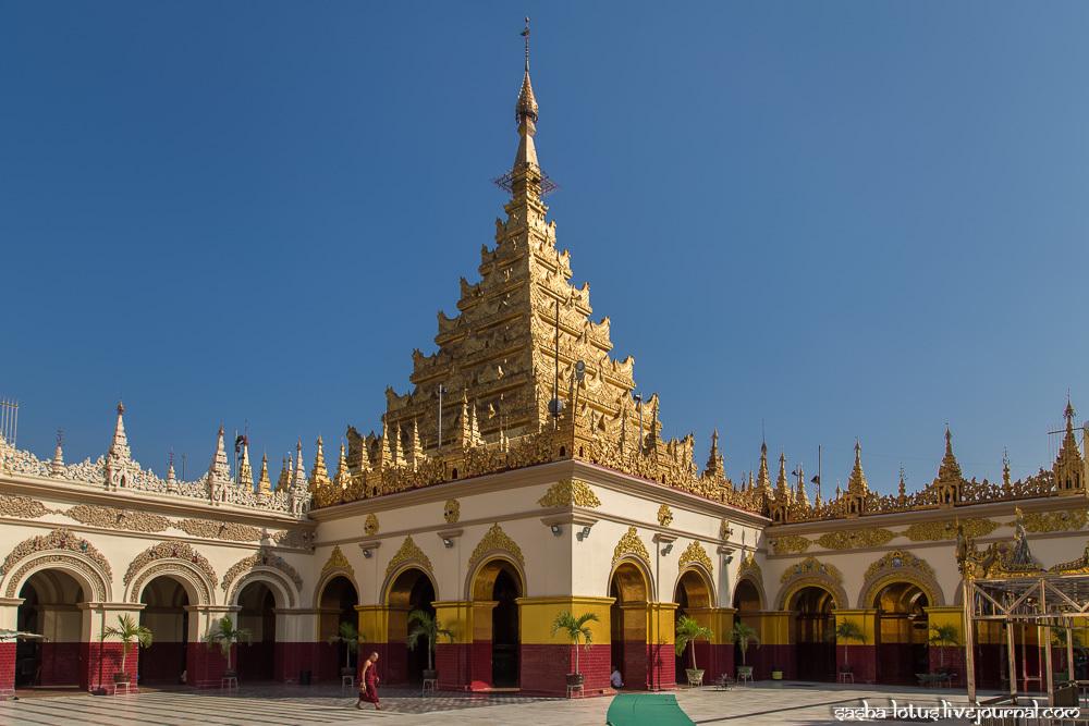 Махамуни — одна из пяти прижизненных статуй Будды
