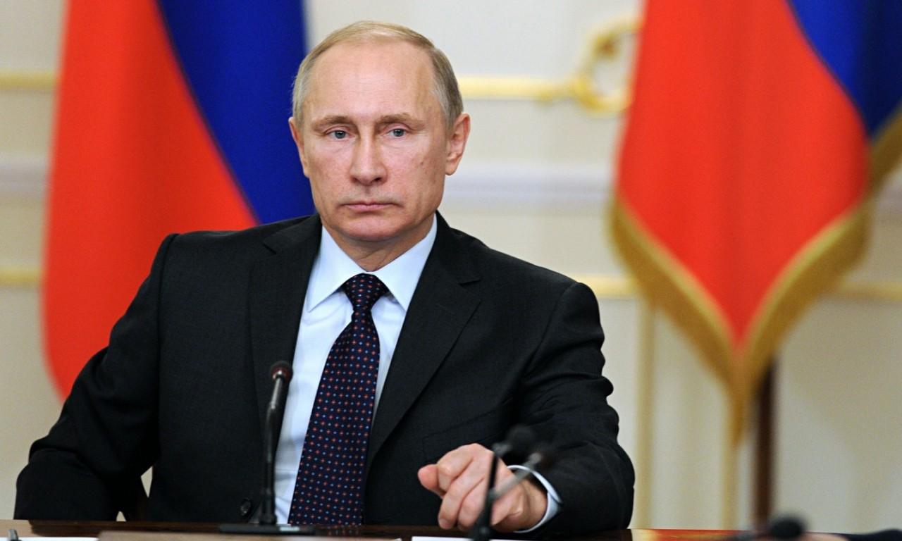 Путин уволил 10 генералов из МВД, СК и Федеральной службы исполнения наказаний
