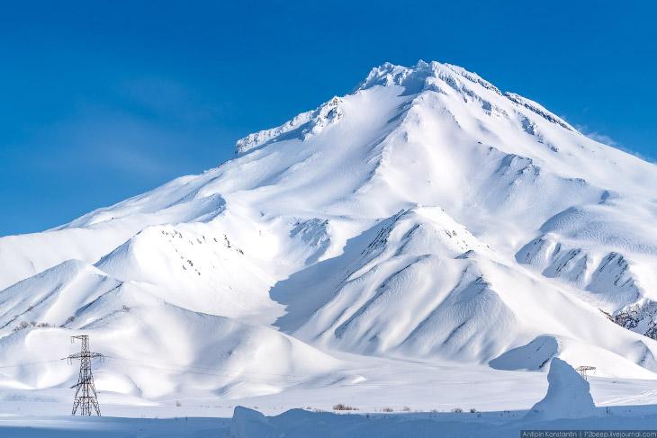 Путешествие к Вилючинскому вулкану