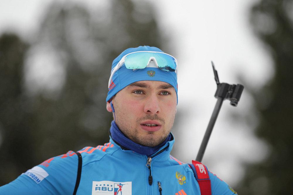 Антон Шипулин возглавит сборную России на первом этапе Кубка мира