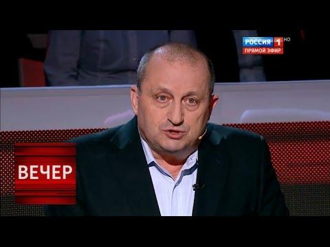"""""""Будущее Украины решается совсем на других переговорах...!"""" - Хлёсткая речь Я. Кедми, с которой трудно спорить"""