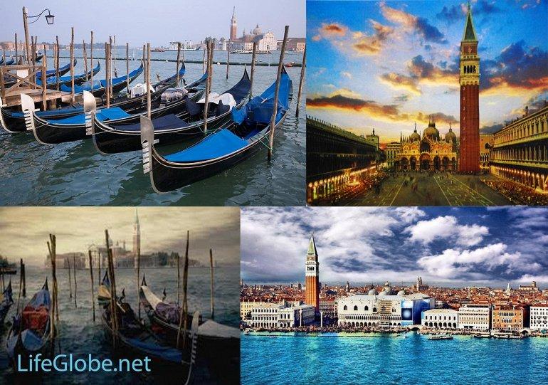 Достопримечательности Венеции. Топ-20 популярных мест