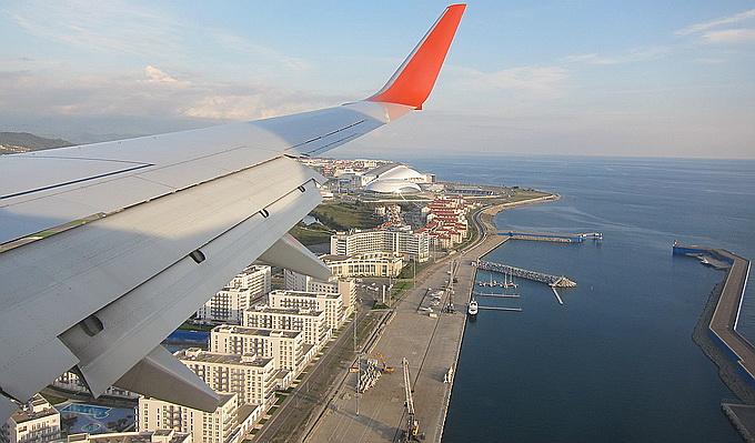 «Аэрофлот» запустил ежедневный рейс Сочи-Симферополь
