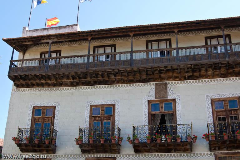 tenerife 58 Старинные города   Тенерифе, Канарские острова, Испания.