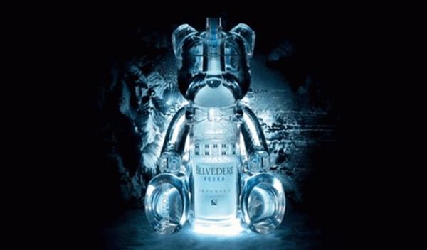 Belvedere Vodka Belver Bears