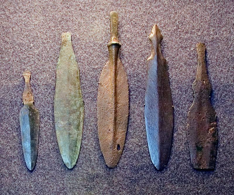 «Губительная и благодатная бронза» (Культура бронзового века ) (1-3 части)