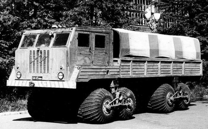 Экспериментальные советские …