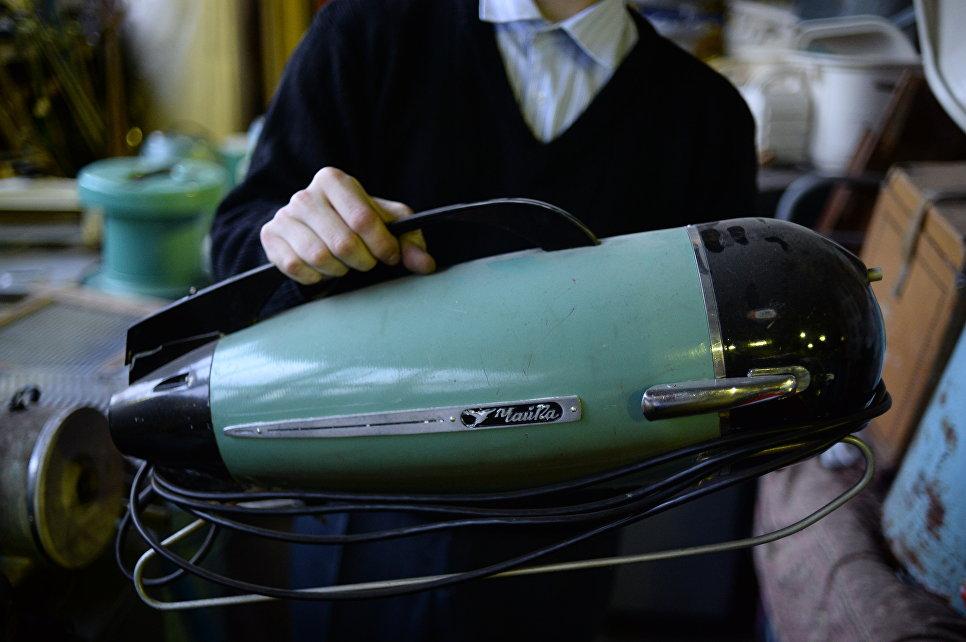 """Made in USSR: почему холодильник ЗИЛ и пылесос """"Чайка"""" работают до сих пор"""