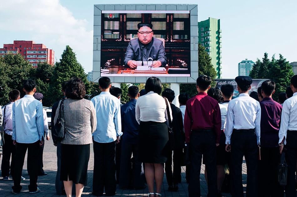 Уроки дипломатии от Ким Чен Ына