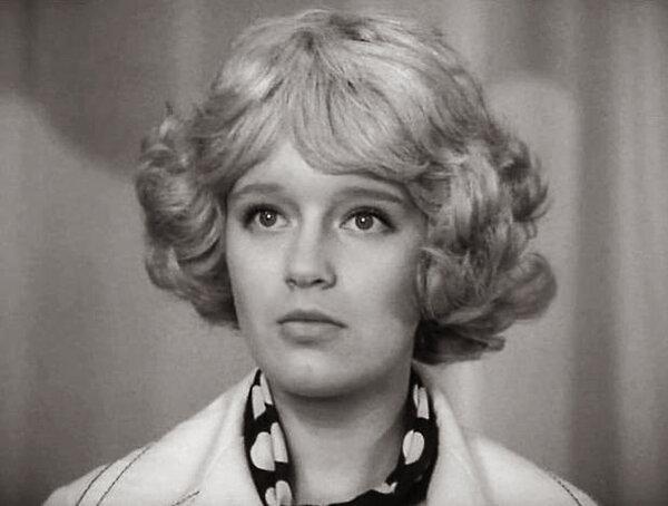 Елена Валаева в фильме «Опасный поворот», 1972 год (https://uk.carolchanning.net)