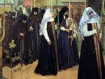 Как относились к вдовам на Руси