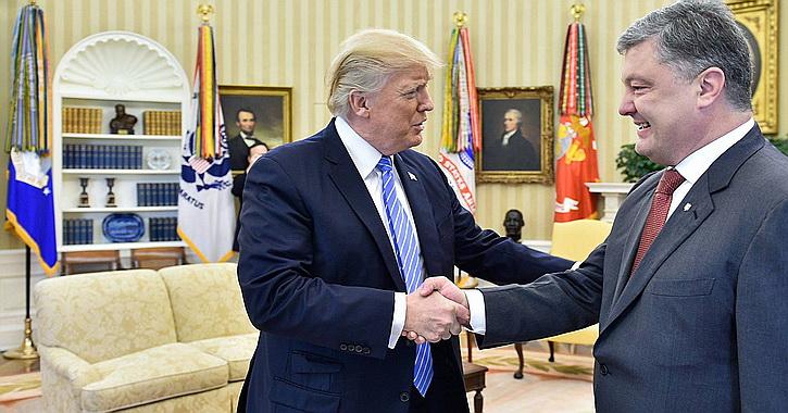 Трамп не простил Порошенко оскорбления во время выборов