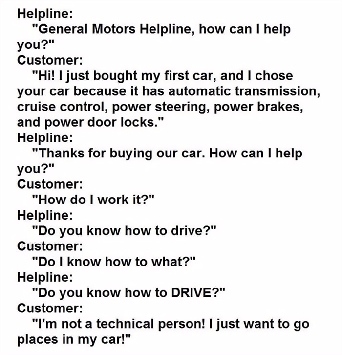 Someone Imagined What Would Happen If People Bought Cars Like Computers, And It's Hilariously True
