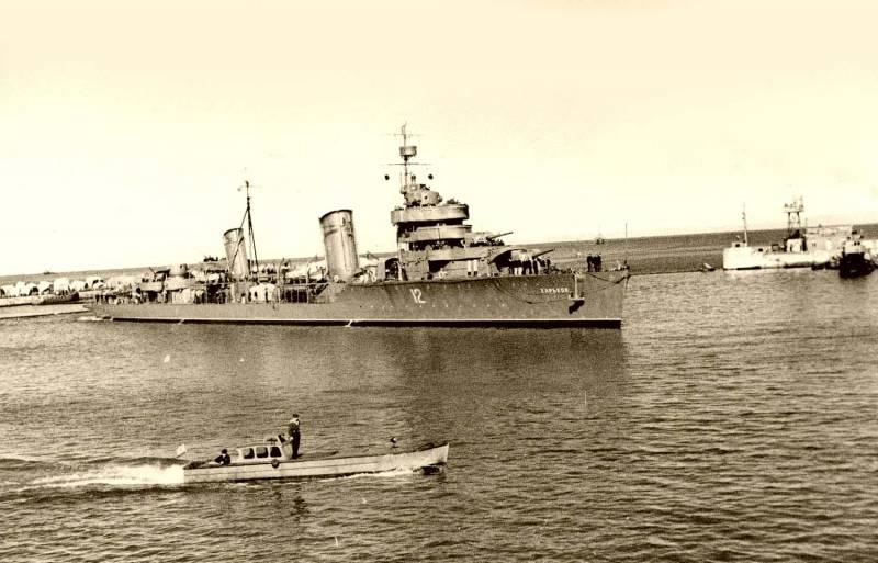 Лидеры эсминцев: исчезнувший класс