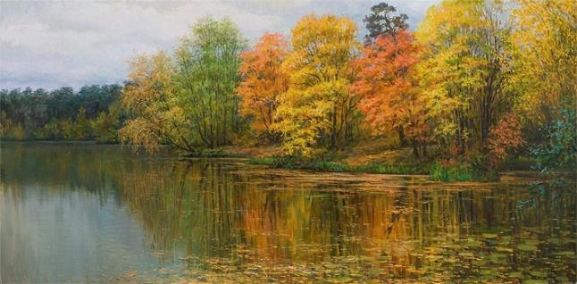 Осенняя пора (646x318, 271Kb)