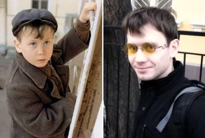 Михаил Филипчук тогда и сейчас | Фото: kino-teatr.ru, peoples.ru