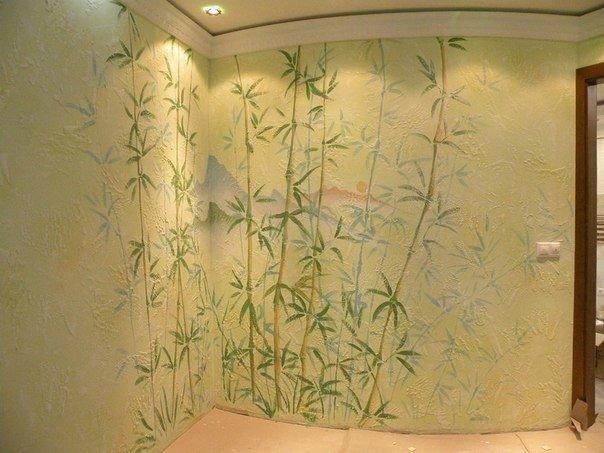 Идеи для декора стен 3