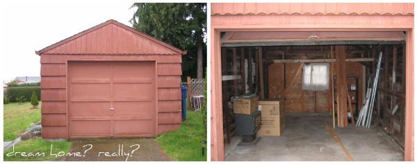 Что делать со старым гаражом