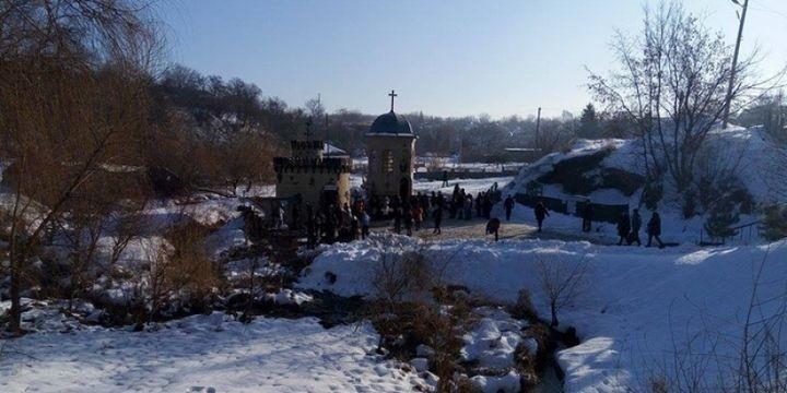 УкроСМИ негодуют: в экс-Кировограде крещенские купания прошли под легендарный русский марш