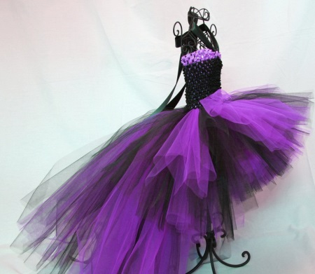 Платье из фатина своими руками для женщин