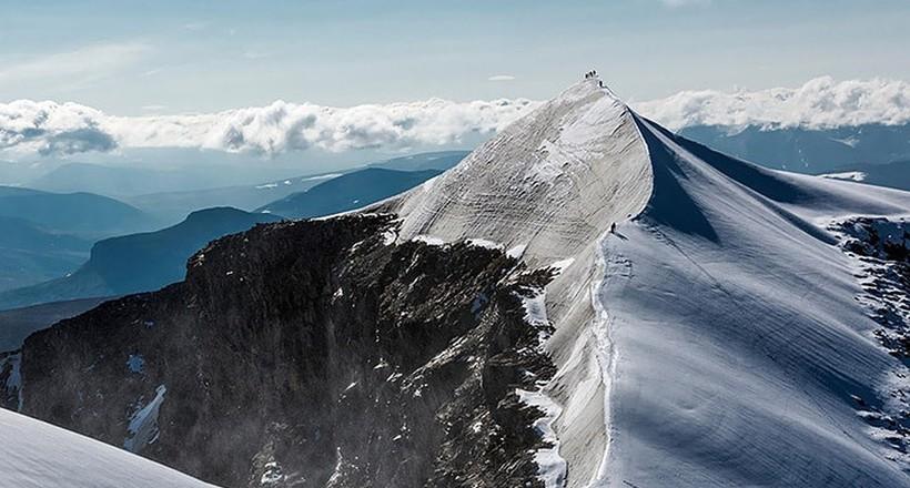 Южный пик стал ниже: почему высочайшая гора Швеции потеряла свой статус