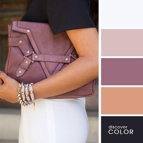 Какие цвета идеально сочетаются и создают завершенный образ: 26 вариантов